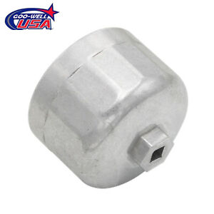 86mm 16 Flutes Oil Filter Wrench Socket Remover Tool Housing Cap For Bmw Volvo