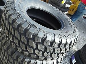 1 New Tire achilles Desert Hawk Xmt Lt 305 70r17 119 116q D 8 Ply M t Mud Tire