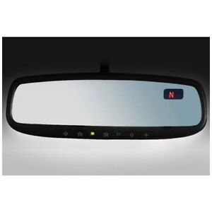 Nissan Auto Dimming Rearview Mirror W Homelink And Compass
