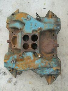 1962 65 Chrysler Dodge Plymouth 413 426 Wedge Intake Manifold Mopar Pn 2206000