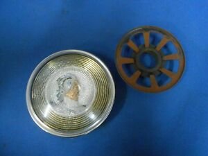 1951 1952 Desoto Horn Button Steering Wheel Cover Fireflite Custom Deluxe Parts