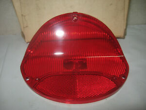 1957 Oldsmobile 88 Taillight Lens Vintage Replacement For Gm 5947893 Nors