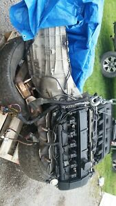 2003 Bmw 525i M54 Motor And Automatic Transmission 6 Cylinder 116k Video