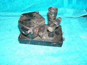 Snow Plow Cable Control Pump Valve I For Parts