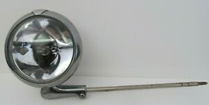 Vintage Unity Model S6 Chrome Police Spotlight Search Light