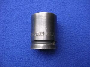 Allen 3 4 Drive 1 1 8 36120 Industrial Finish Impact Socket 6 Points Usa Made