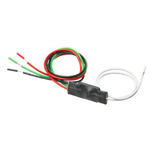Glowshift Tachometer Tach Signal Filter Harness For Single Coil Ignition Systems