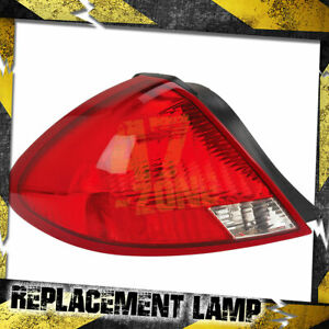 For 2000 2003 Ford Taurus Left Driver Side Rear Lamp Tail Light