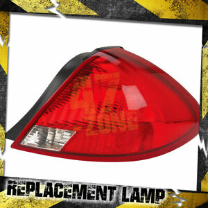 For 2000 2003 Ford Taurus Right Passenger Side Rear Lamp Tail Light