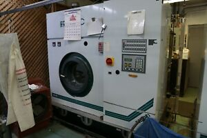 Drycleaning Machine Firbrimatic 55 Lb Dry To Dry Perc