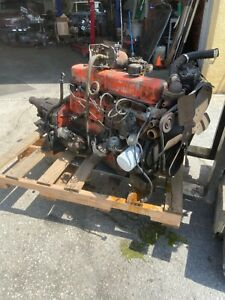 Engine Transmission Suspension Parts Assembly 6 194 Fits 62 67 Chevy Ii