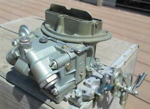 1968 1969 Corvette Holley List 4056 1 Tripower Carburetor Dated 873 427 400hp Gm