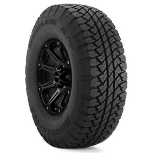 4 255 65r17 Bridgestone Dueler At Rhs 110t B 4 Ply Bsw Tires