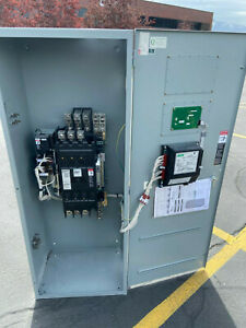 Asco 300 Series Automatic Transfer Switch 600 Amp 480 Volts 50 60