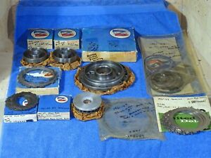 1961 1963 Buick Dual Path Transmission Parts Nos