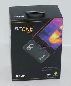 Flir One Pro Android Usb c Handheld Thermal Imaging Camera Attachment 752f New