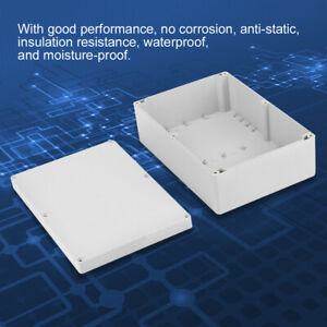 Ip 65 Waterproof Abs Electronic Project Box Enclosure Plastic Case Junction Box