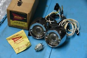 Nos Mopar 1962 Plymouth Valiant Backup Lamp Package