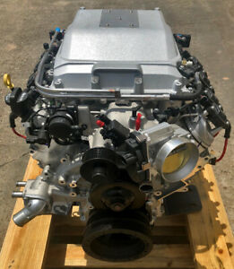 New Gm Supercharged 6 2l Lsa 556 Hp Engine