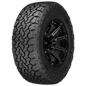 4 new 33x12 50r20 General Grabber A t X 114s E 10 Ply Tires