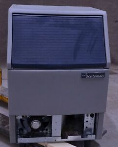 Scotsman Afe400a 1h Undercounter Flaker Ice Maker Machine Flake For Repair parts