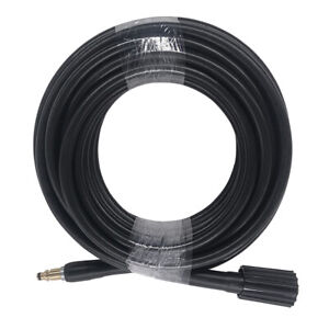 Cleaning High Pressure Washer Hose Anti explosion For Nilfisk Connector 15m