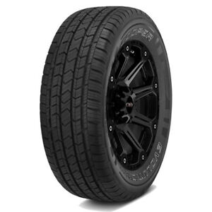 245 75r16 Cooper Evolution H T 111t Sl 4 Ply White Letter Tire