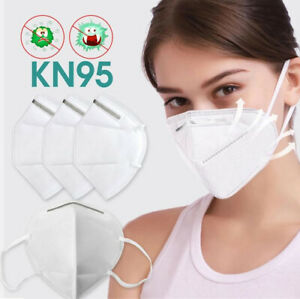 Kn95 Certified Respirator Protective Face Mask Gb2626 2006 Standard 5 10 50