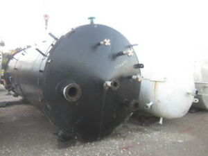 10000 Gallon Carbon Steel Tank Vertical
