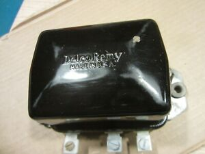1956 1962 Buick Cadillac Chevy Olds Pontiac Delco D621 Voltage Regulator