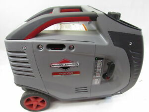 In store Pick up Only Briggs P3000 Powersmart Series Inverter Generator