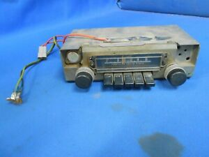 1974 Dodge Dart Radio 15d42183 C 01 1975 1976 Plymouth Duster 1970 1971 1972 73