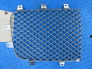 Bentley Continental Gt Gtc Right Grille 8178