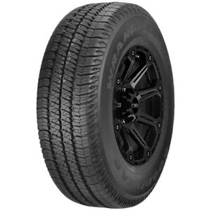 2 P245 70r17 Goodyear Wrangler Sr A 108s Sl 4 Ply Bsw Tires