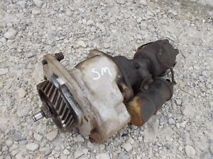 Farmall Super M Sm Tractor Ih Hydraulic Pump Engine Distributor Drive Assembly