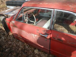 62 Ford Falcon Lh Driver Side Door 2 Door Sedan