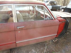 62 Ford Falcon Rh Passenger Side Door 2 Door Sedan