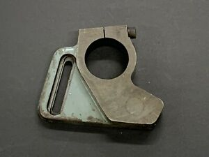 Hardinge Lathe Hlv Hlv h Metric Gear Banjo Quadrant Threading Change Bracket