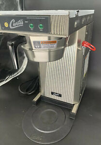 Curtis G3 2 5l Low Profile Airpot Coffee Brewer Tlp12a 19 120v