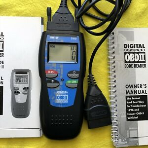 Digital Obd 11 Diagnostic Tool Innova 3100 Code Reader Work With Books 1996 And