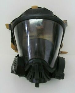 Msa Scba Ultra Elite Full Face Mask Respirator Size Medium