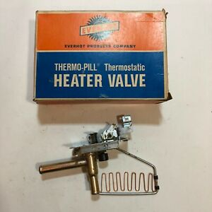 Everhot Thermo Pill Thermostatic Heater Valve H 1221