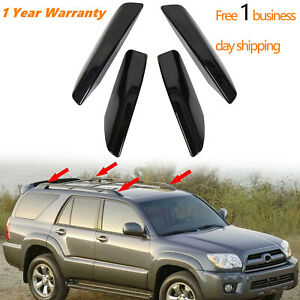 For Toyota 4runner N210 2003 2009 Roof Rack Rail End Cover Shell Replacement