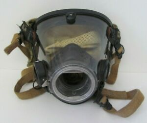 Scott Av 2000 Full Facepiece Respirator Scba Mask Size Large 804191 02 2