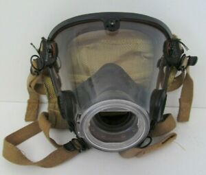 Scott Av 2000 Full Facepiece Respirator Scba Mask Size X large 804019 03