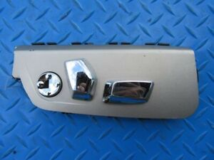 Rolls Royce Wraith Dawn Front Right Seat Adjustment Switch 8250