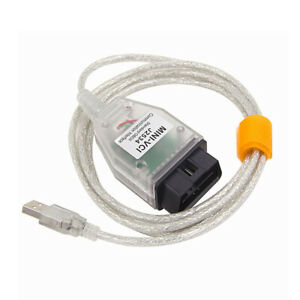 Mini Vci J2534 16pin Tis Techstream Cable Car Obd2 Diangostic Cable For Toyota