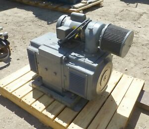20 Hp Dc Reliance Electric Motor 2500 Rpm 240 V