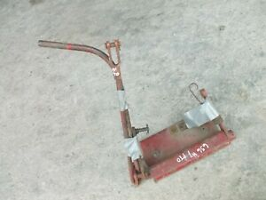 International Farmall 656 Hydro Tractor Pto Power Take Off Engagement Lever