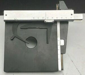 Fisher Scientific Microscope Part Mechanical Stage